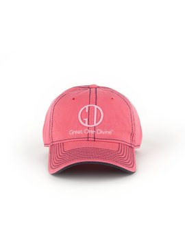 Great One Divine Ladies 3D Logo Hat