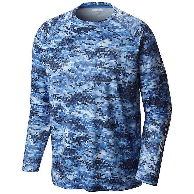Columbia Sportwear Men's PFG Super Terminal Tackle™ Long Sleeve Shirt