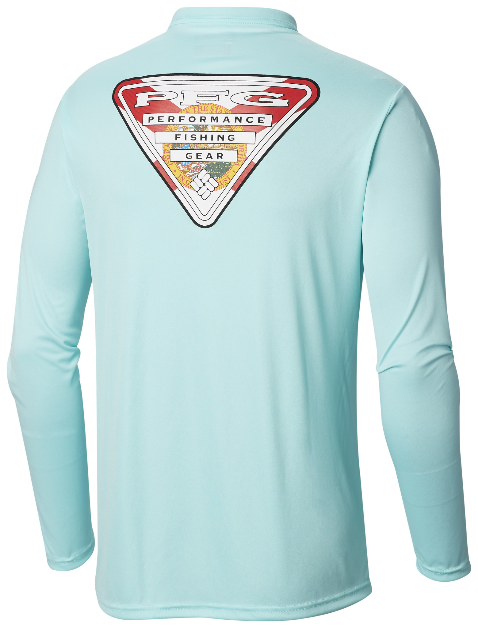 a05bbe4f39d0 Columbia Sportwear Men's Terminal Tackle PFG Triangle Flag™ Long Sleeve  Shirt ...