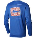 Columbia Sportwear Men's Terminal Tackle Printed Fish™ Long Sleeve Shirt