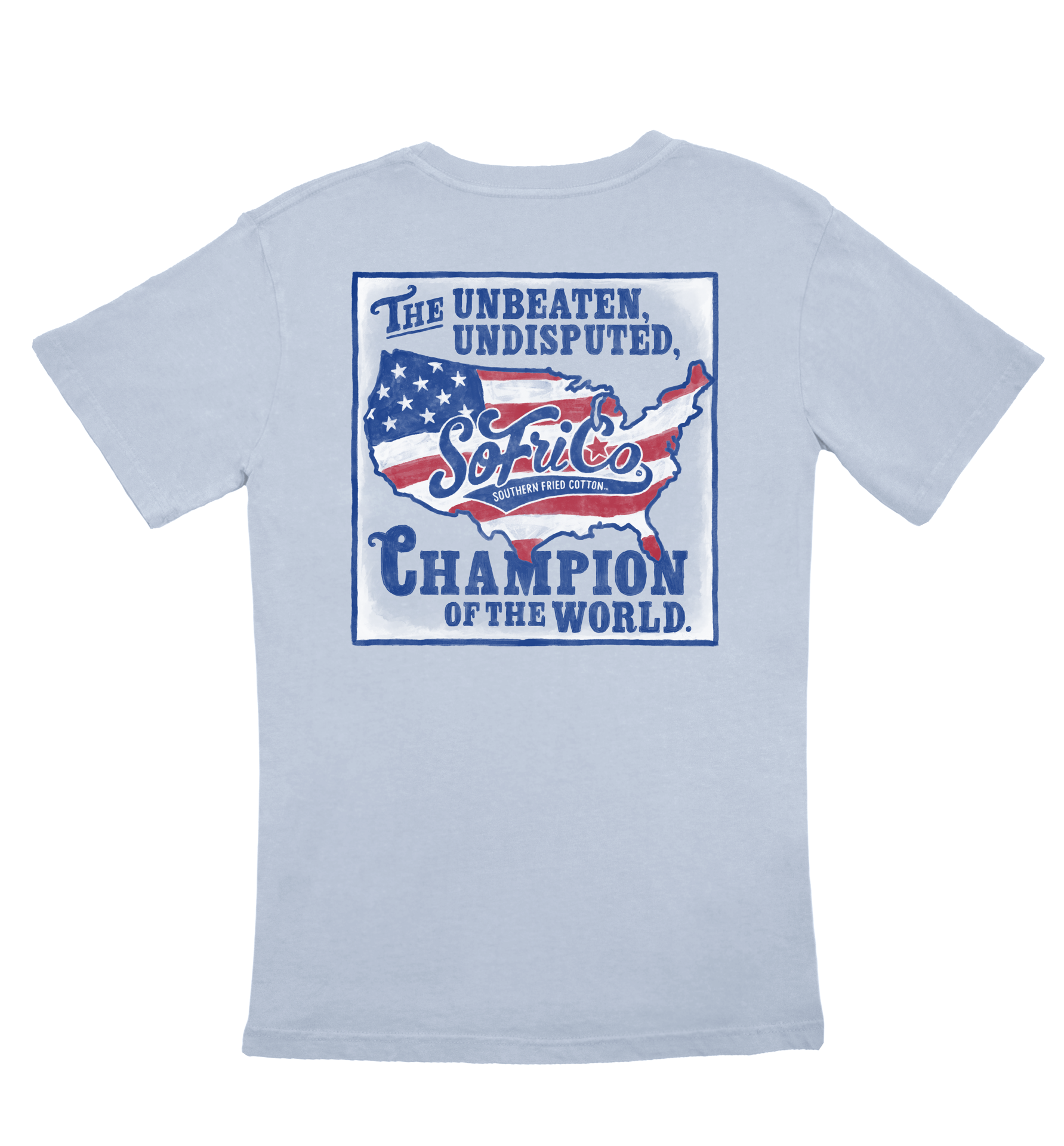 Southern Fried Cotton Champion Of The World