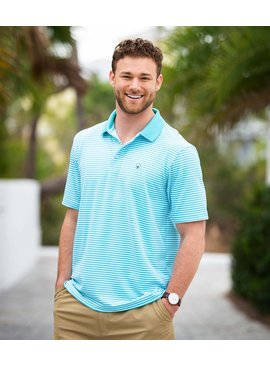 Southern Shirt Folly Beach Pique Polo