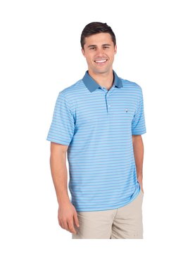Southern Shirt Brunswick Stripe Polo