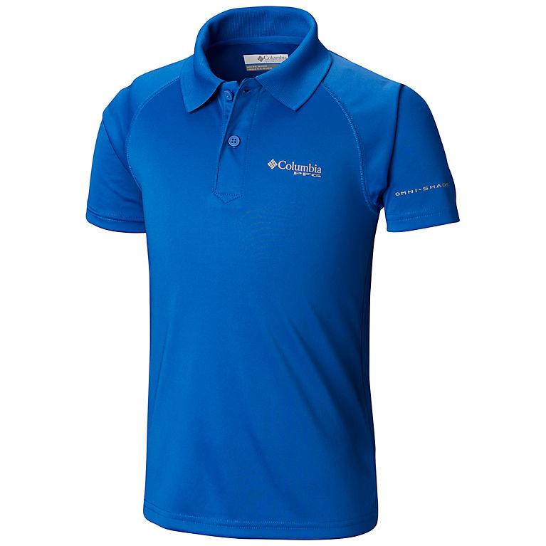 Columbia Sportwear Boys' Toddler PFG Terminal Tackle™ Polo Shirt