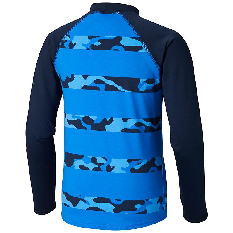Columbia Sportswear Toddler Sandy Shores™ Printed Long Sleeve Sunguard Shirt