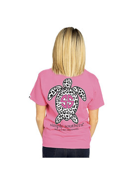 Simply Southern Collection Simply Southern Save-Logo Leopard