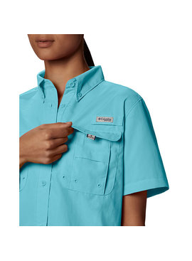 Columbia Sportwear Columbia Women's PFG Bahama SS Shirt