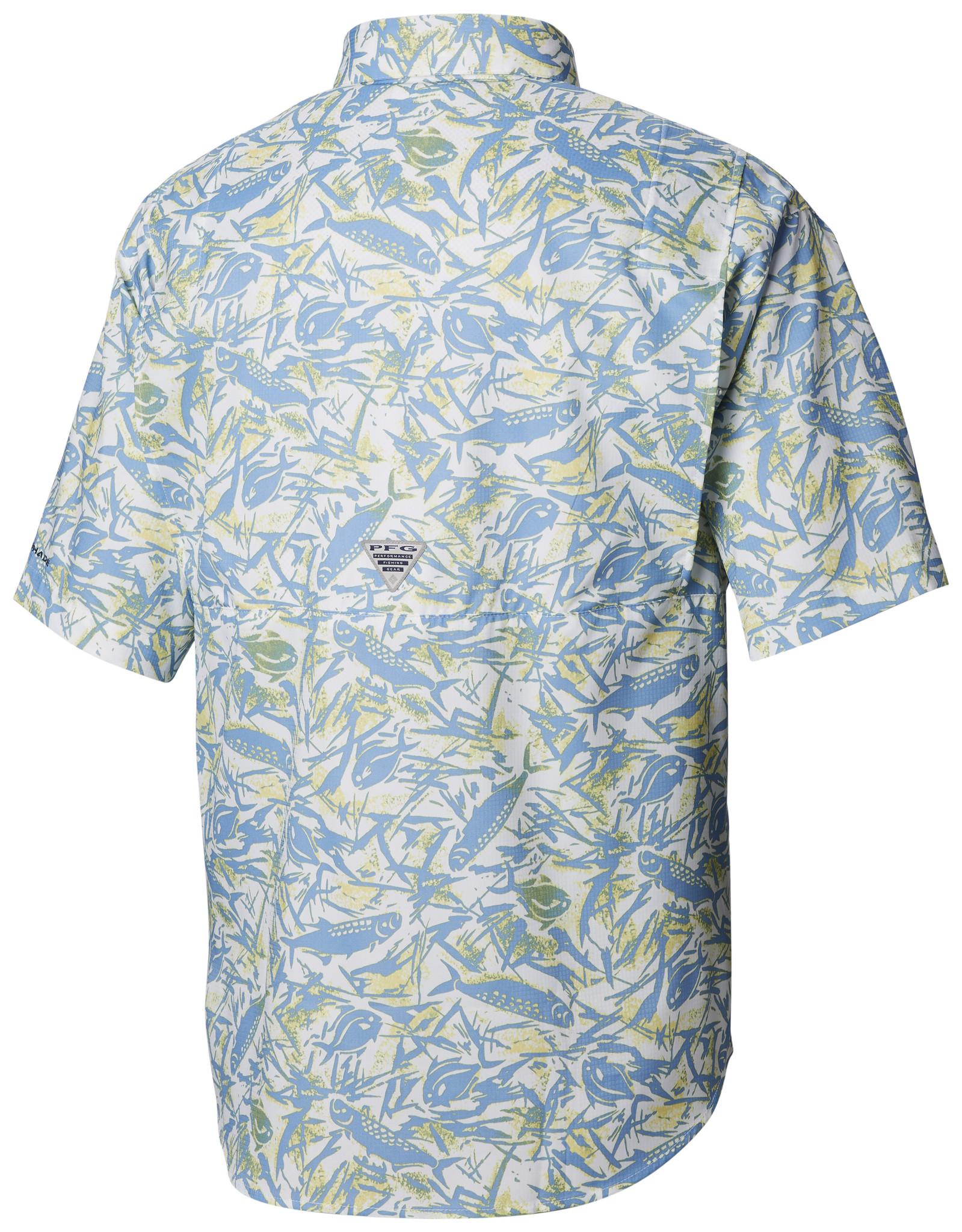 Columbia Sportwear Columbia PFG Super Tamiami Short Sleeve Shirt
