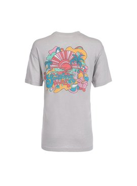 Southern Shirt Don't Worry, Be Hippie SS
