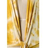 Vine & Love Long Body Knit Kimono