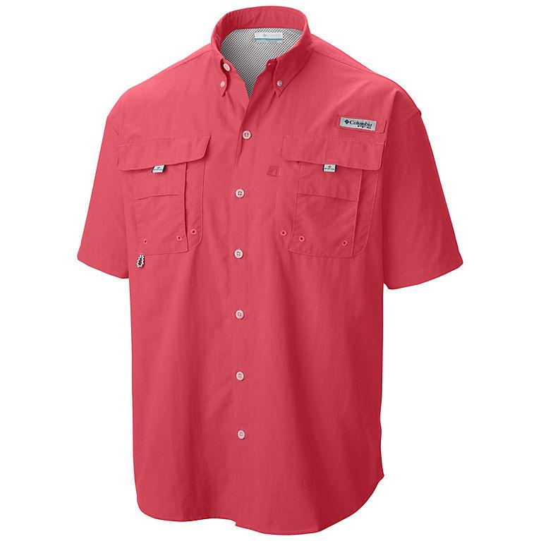 Columbia Sportswear Men's PFG Bahama™ II Short Sleeve Shirt - Big