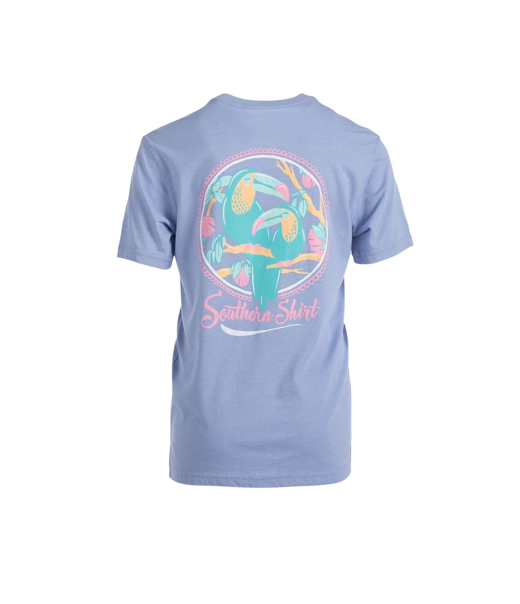 Southern Shirt Girls Toucan Play That Game SS