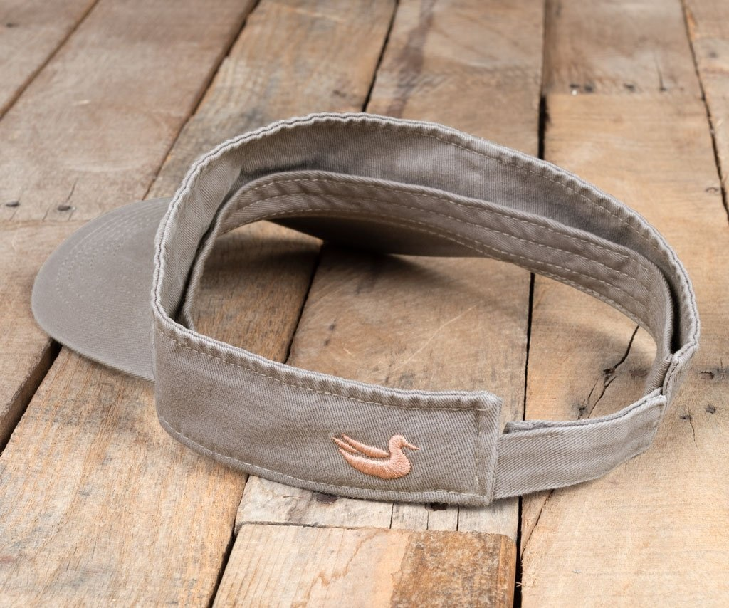 Southern Marsh Traditions Washed Visor