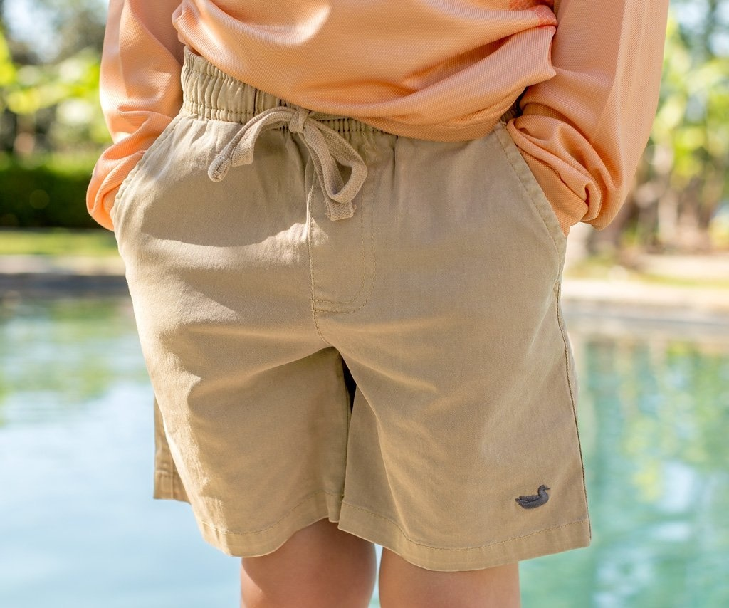 Southern Marsh Youth Hartwell Washed Short