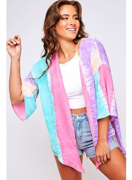 The Krista Kimono