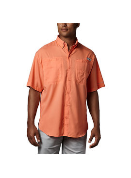 Columbia Sportswear Men's PFG Tamiami™ II Short Sleeve Shirt — Tall