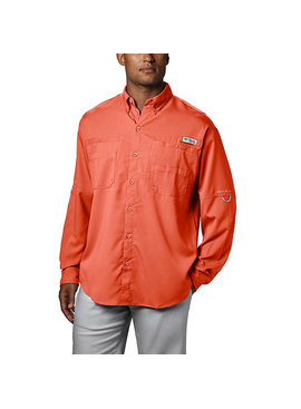 Columbia Sportwear Men's PFG Tamiami™ II Long Sleeve Shirt — Big