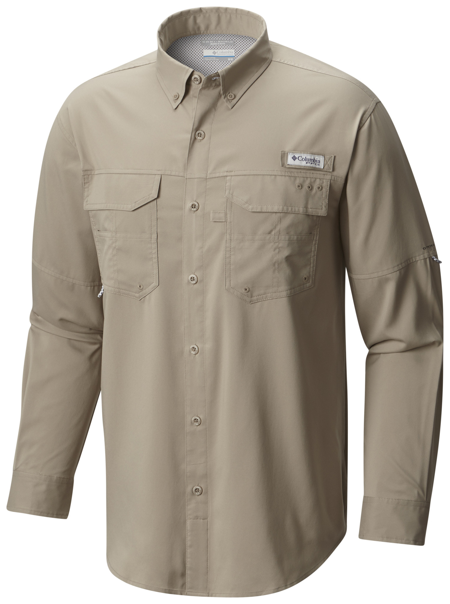 f03f59032f0 Columbia Sportswear Blood and Guts™ III Long Sleeve Woven Shirt - Big