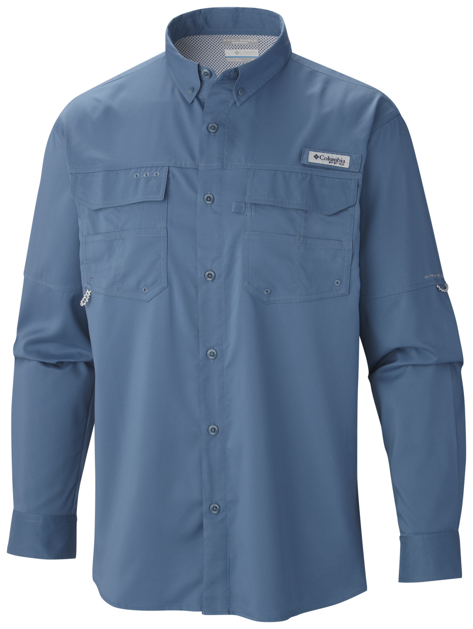 8f213e5de8b Columbia Sportwear Columbia Sportswear Blood and Guts™ III Long Sleeve  Woven Shirt - Big ...