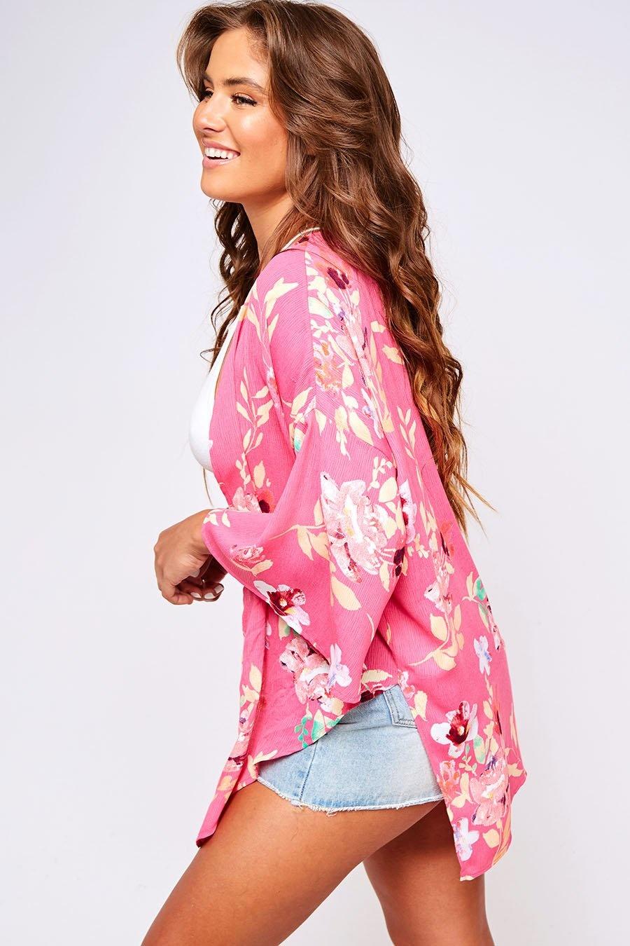 The Katy Kimono