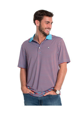 Southern Shirt ALCOVE STRIPE POLO