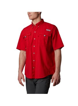 Columbia Sportwear Men's PFG Bahama™ II Short Sleeve Shirt - Big