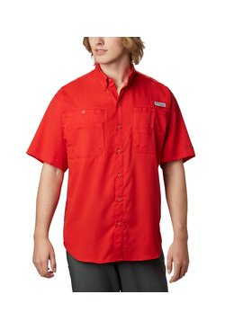Columbia Sportwear Men's PFG Tamiami™ II Short Sleeve Shirt — Big