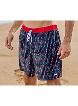 Southern Marsh Dockside Swim Trunk - Paddles