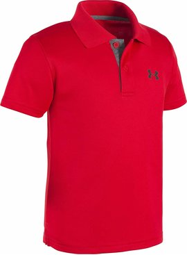 Under Armour Under Armour Logo Short Sleeve Polo