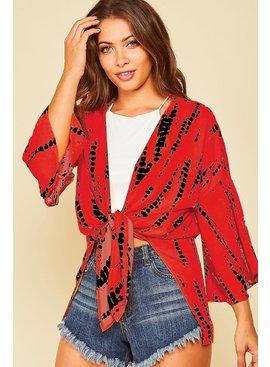 The Agdta Kimono