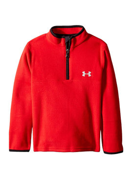 Under Armour Under Armour Toddler Solid Logo ¼ Zip Fleece Jacket