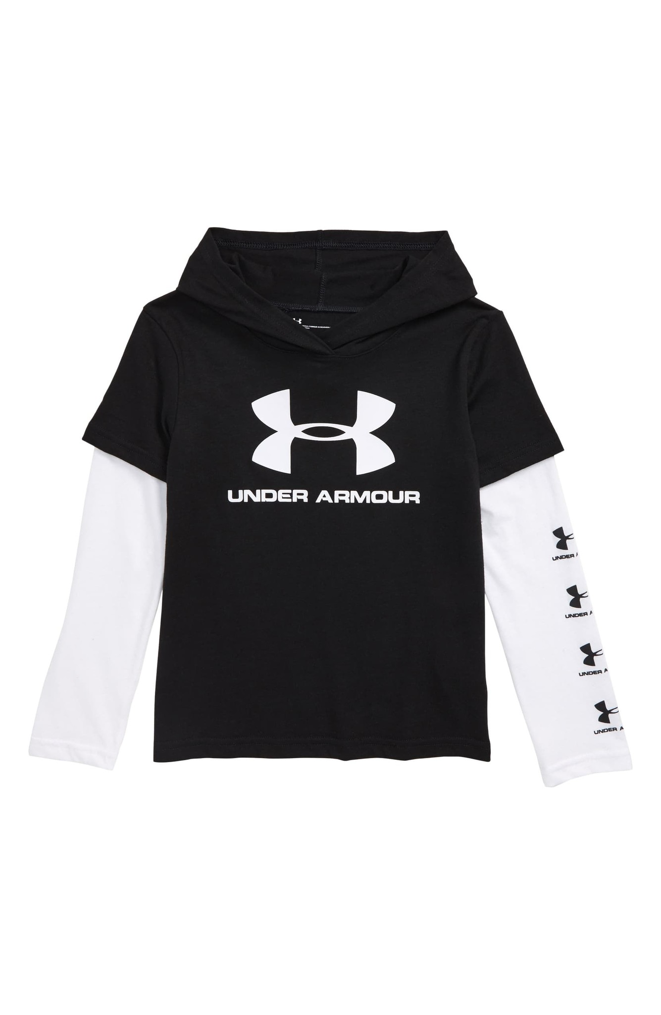 Under Armour Under Armour REPEAT HOODED SLIDER