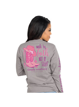 Simply Southern Collection Walk By Faith Not By Sight