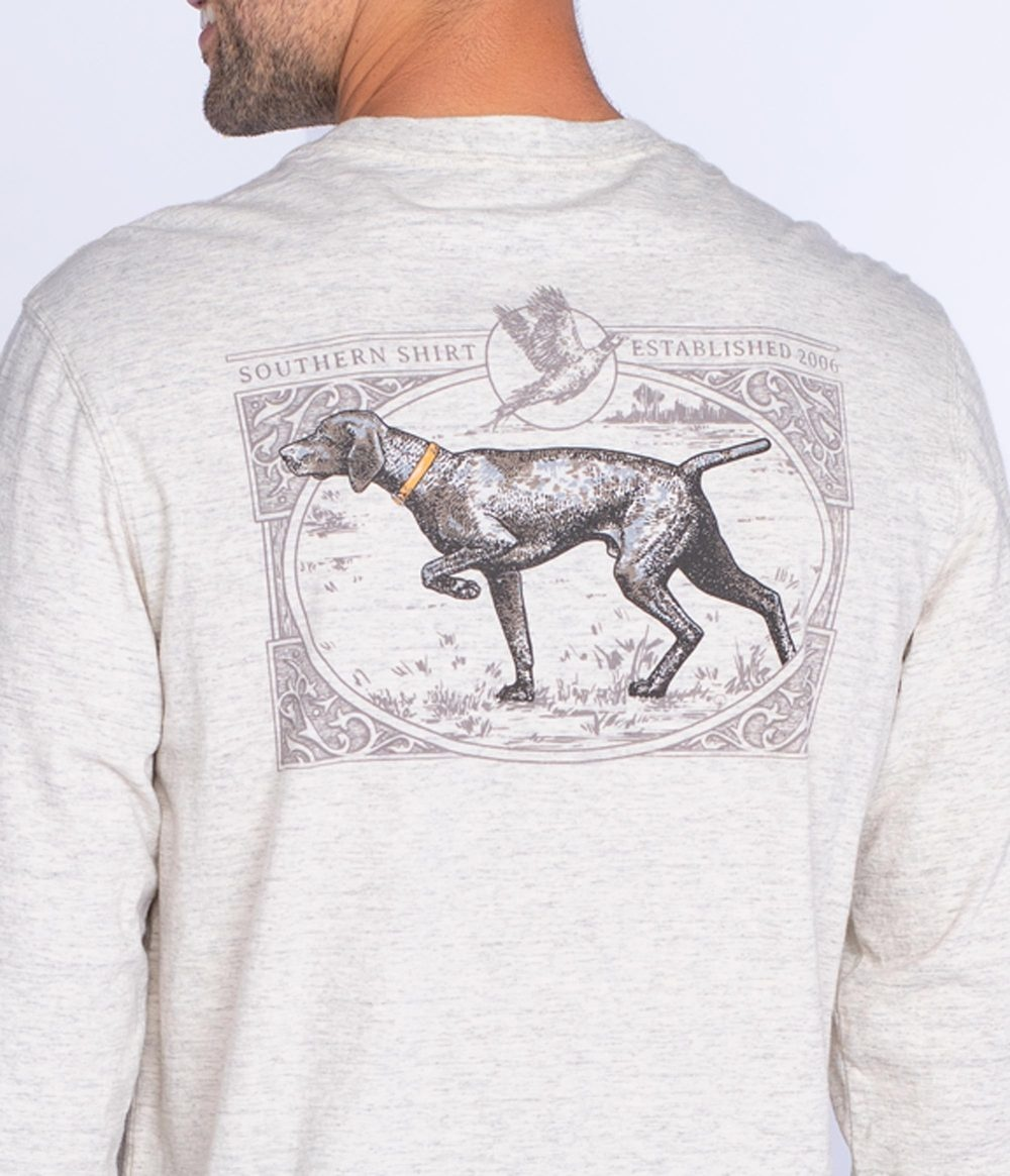 Southern Shirt Gun Dog Tee LS