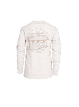 Southern Shirt Boy's Catch and Release Tee LS