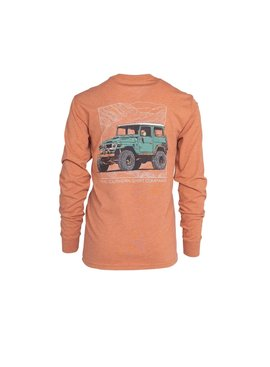 Southern Shirt Boy's All Terrain Tee LS