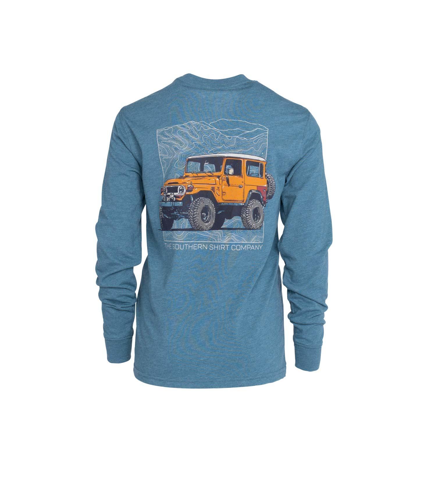 Southern Shirt Boy's All Terrain Tee LS