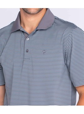 Southern Shirt Rutledge Stripe Polo SS