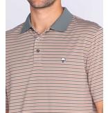 Southern Shirt Carson Stripe Polo SS