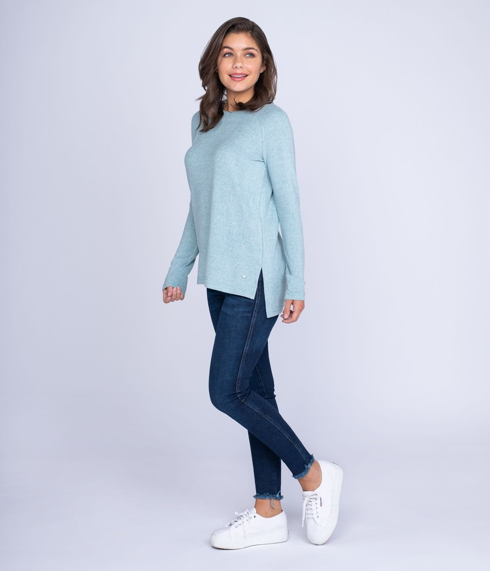Southern Shirt Absurdly Soft Heather Fleece