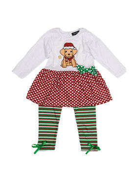 Simply Southern Collection Simply Southern Toddler Dress Set