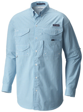 Columbia Sportwear Men's PFG Super Bonehead Classic™ Long Sleeve Shirt - Tall
