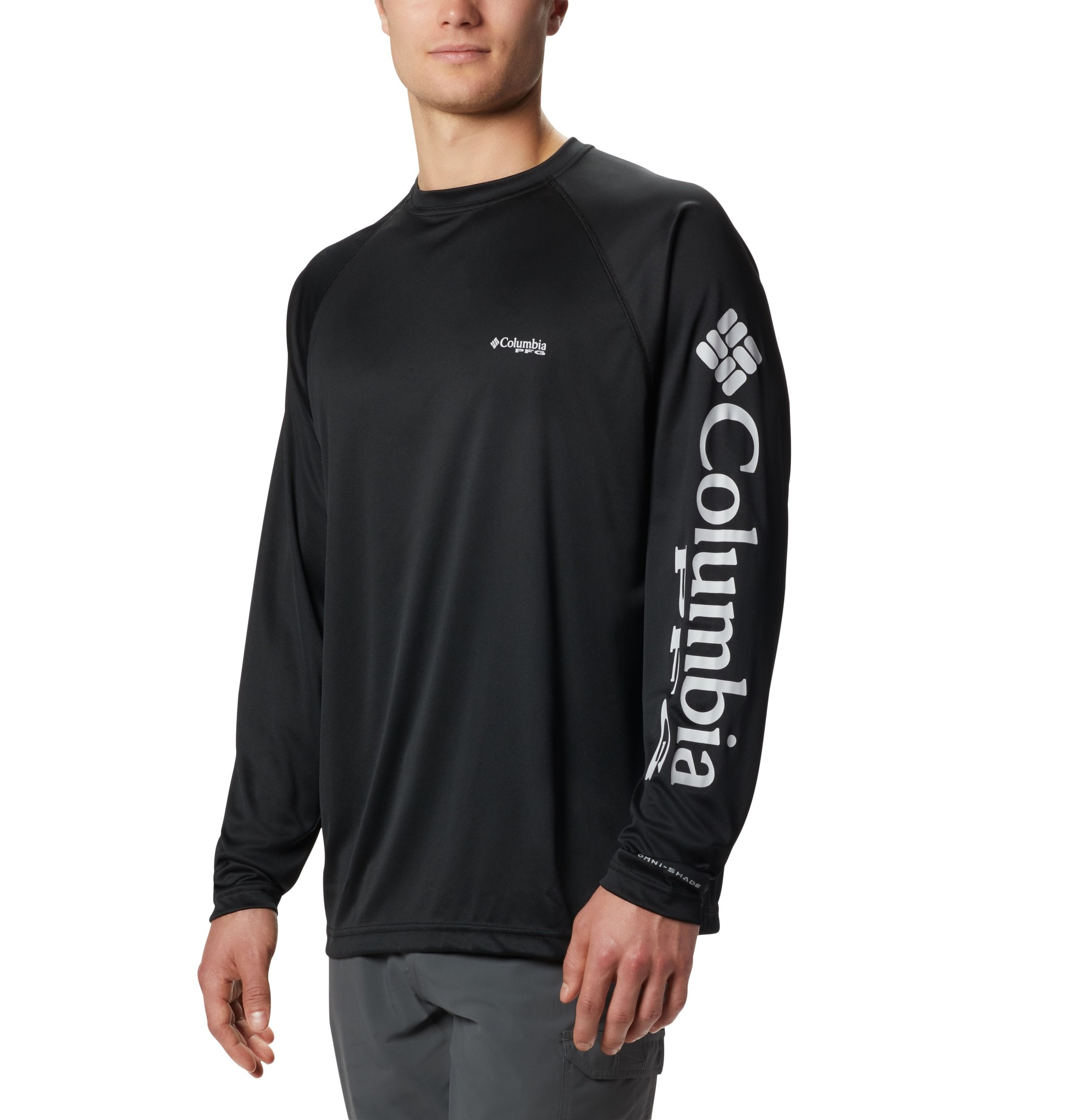Columbia Sportwear Men's PFG Terminal Tackle™ Long Sleeve Tee - Big