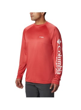 Columbia Sportswear Men's PFG Terminal Tackle™ Long Sleeve Tee - Tall