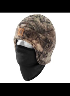 Carhartt Camo Fleece 2-in-1 Headwear