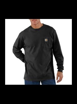 Carhartt CARHARTT Workwear Pkt LS T Shirt - Tall