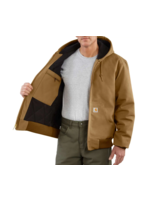 Carhartt Duck Quilted Flannel-Lined Active Jac - Big