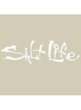 Salt Life Salt Life Signature Medium  Decal
