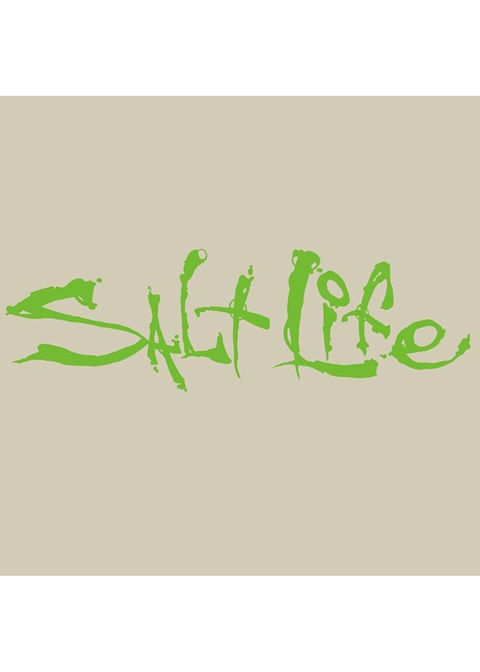 Salt Life Signature Medium  Decal