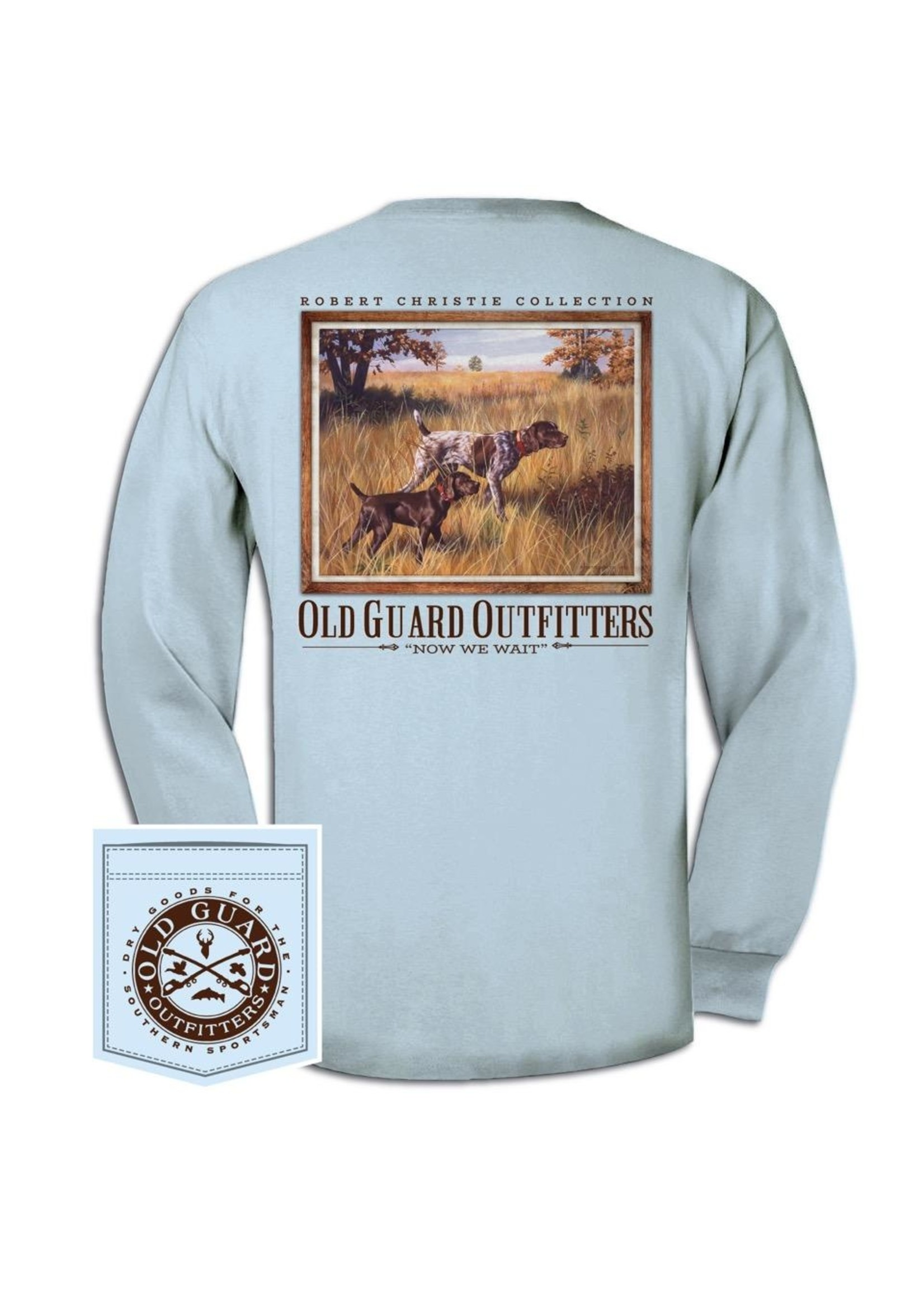 Old Guard Outfitters Now We Wait Long Sleeve